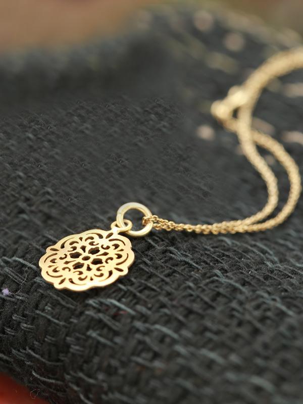 Kaleidoscope Mandalas Pendant