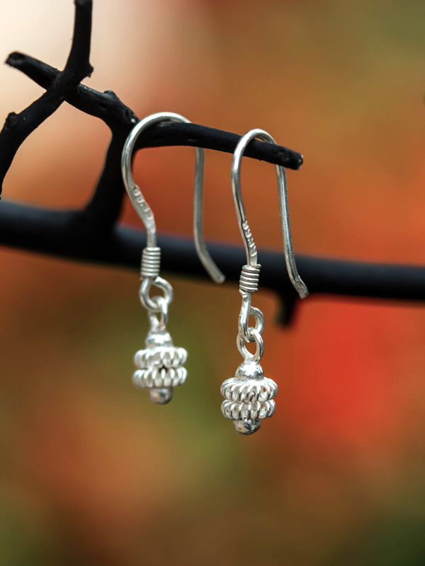 Star Gooseberry Sway Earrings