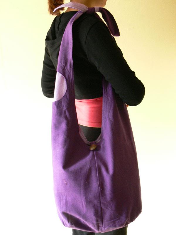 Adjustable Monk Bag