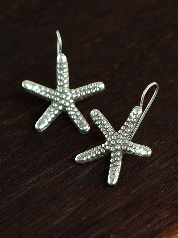 Asteroidea Earrings