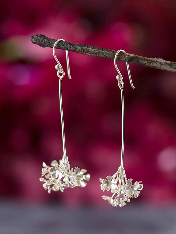 Blossom Burst Earrings