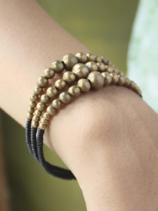 Celestial Bronze Bracelet