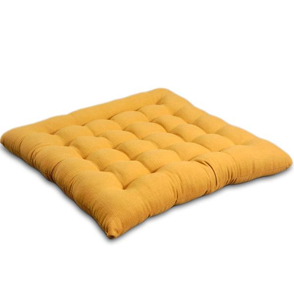 Japanese Cushion Cotton Linen (dune)