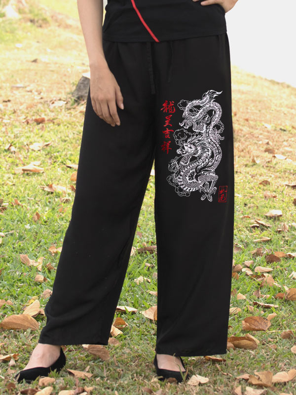 Flying Dragon (Black)