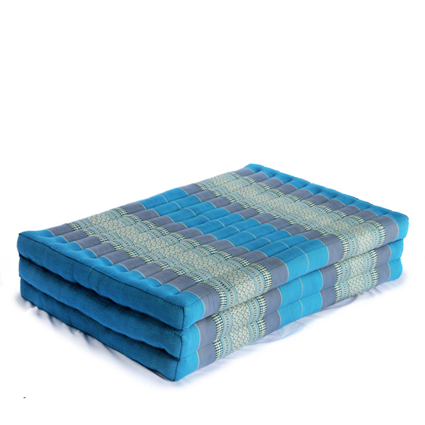Thai Massage Mat (aqua)