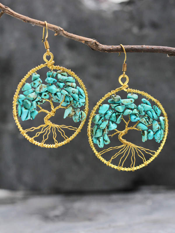 Raintree Earrings