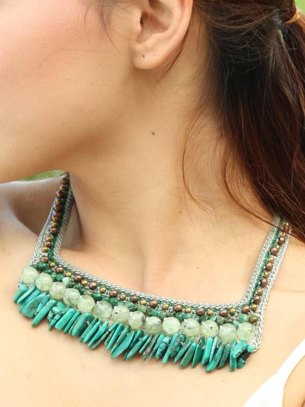 Himalayan Collar Necklace