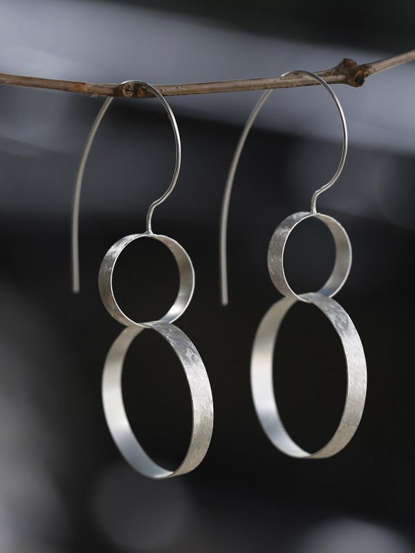 Trompe Loop Earrings