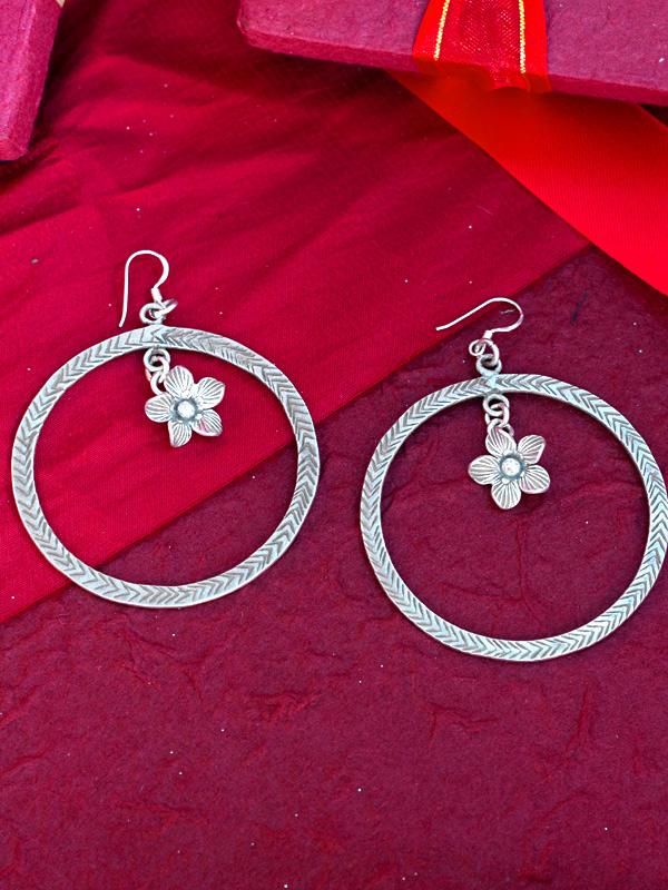 Hanging Bloom Earrings