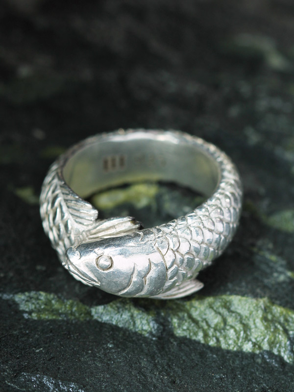 Koi Fish Ring