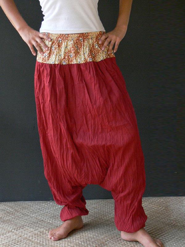 Kashmiri Pants
