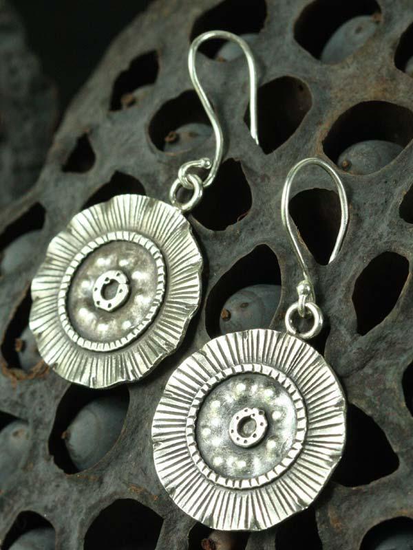 Krakatoa Earrings
