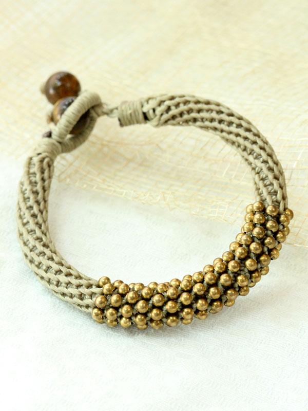 Lattice Bracelet