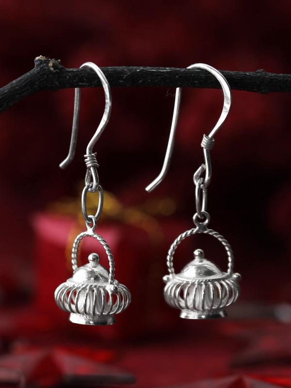 Magic Lantern Earrings