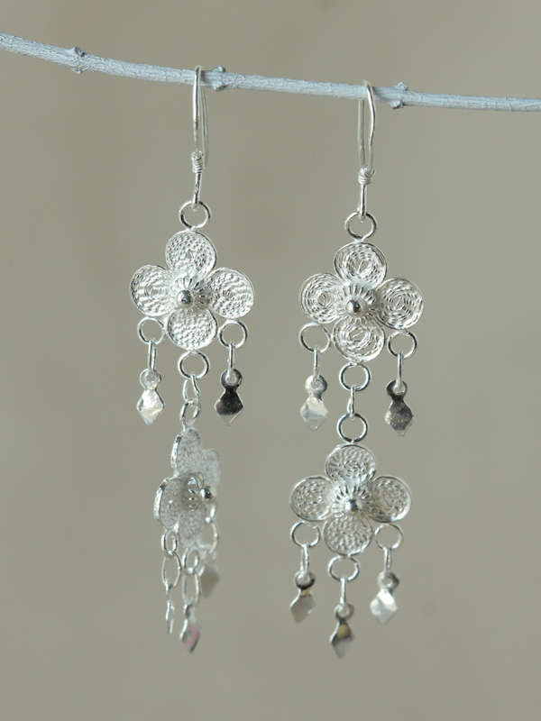 Mayom Chandelier Earrings