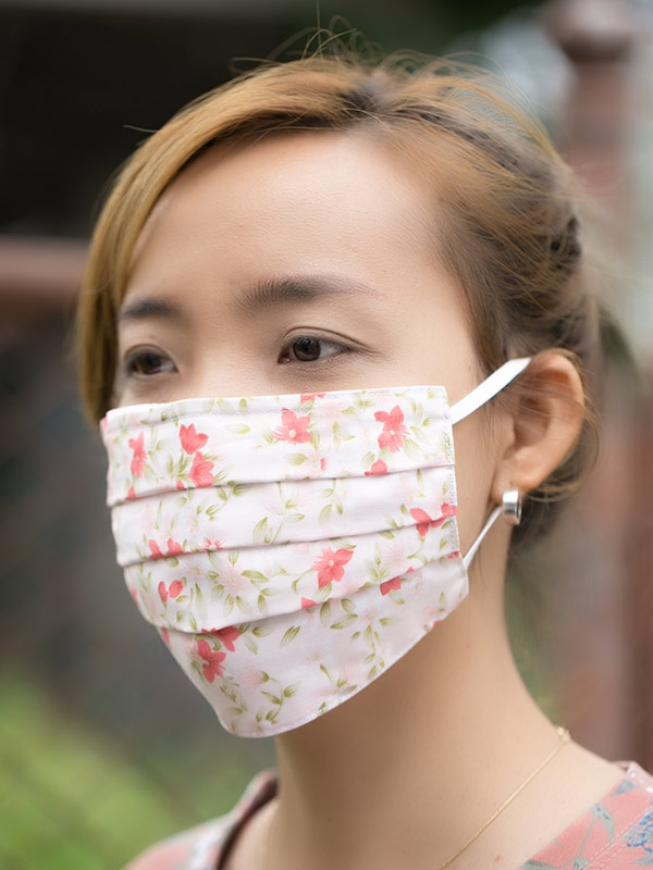 Classic Style Fabric Mask