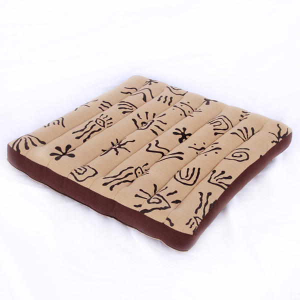 Meditation Cushion Batik (Aboriginal)