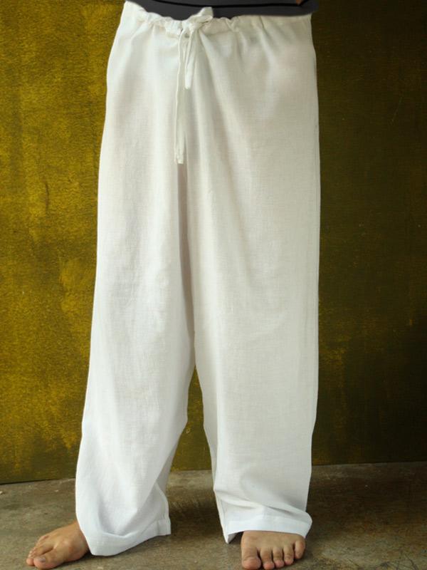 Men Peoples Uniform Pants