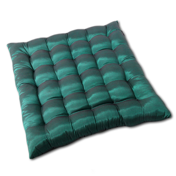 Japanese Cushion Silklook (green)