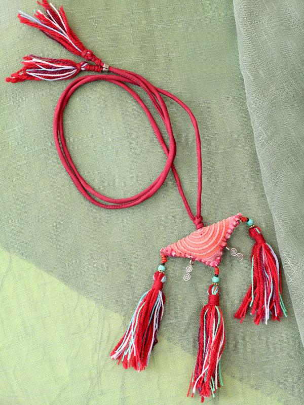 Spirit Kite Necklace