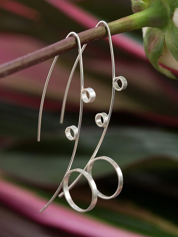 Lucky Loops Earrings