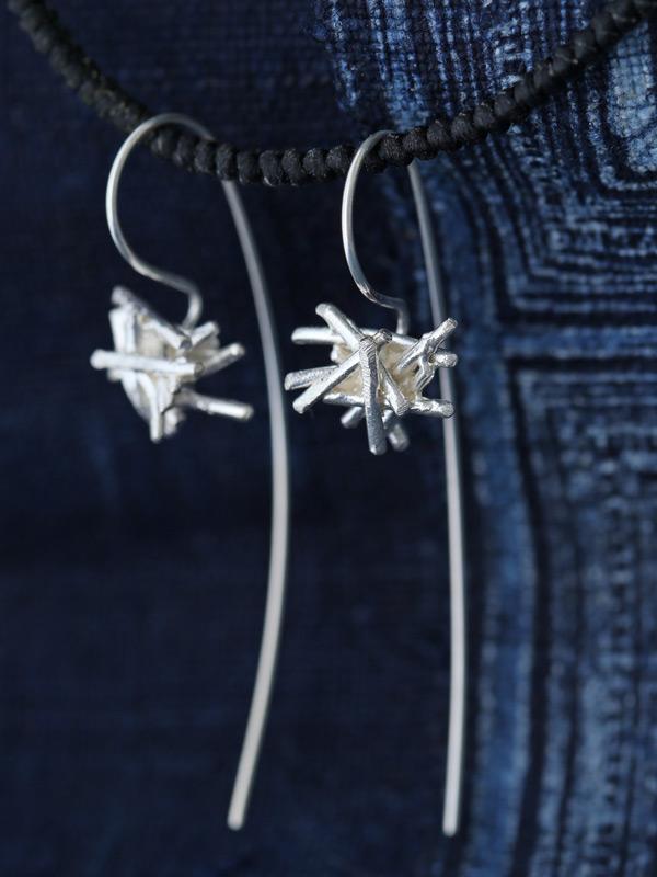 Star Spark Earrings