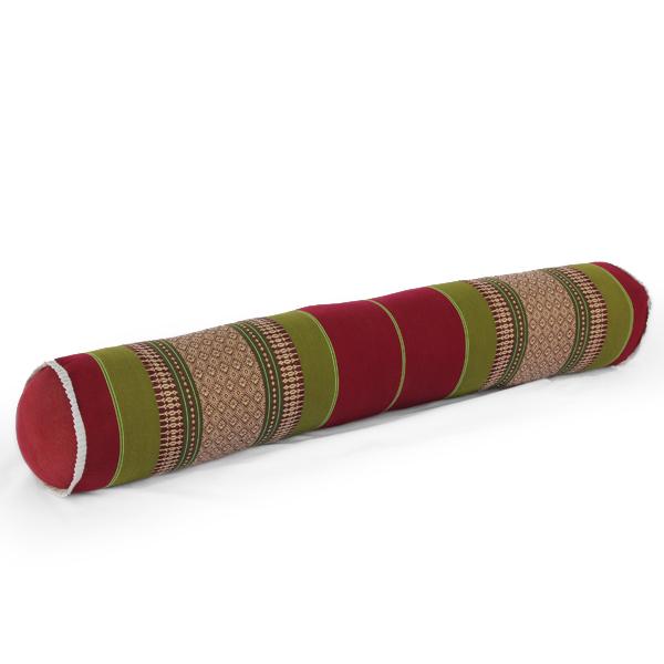 Bolster Pillow 115 Thai Classic (green Red)