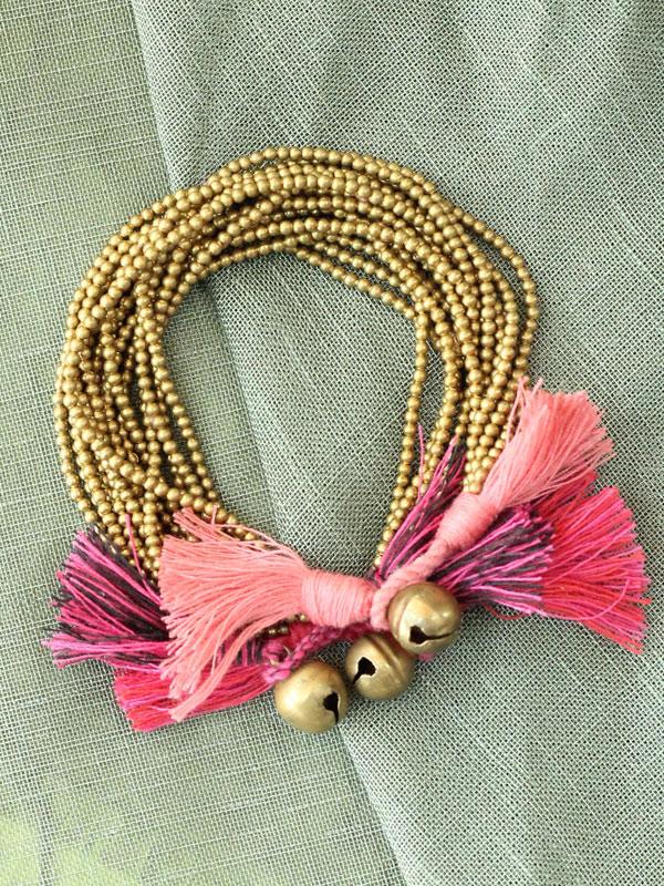 Tuft Bracelets