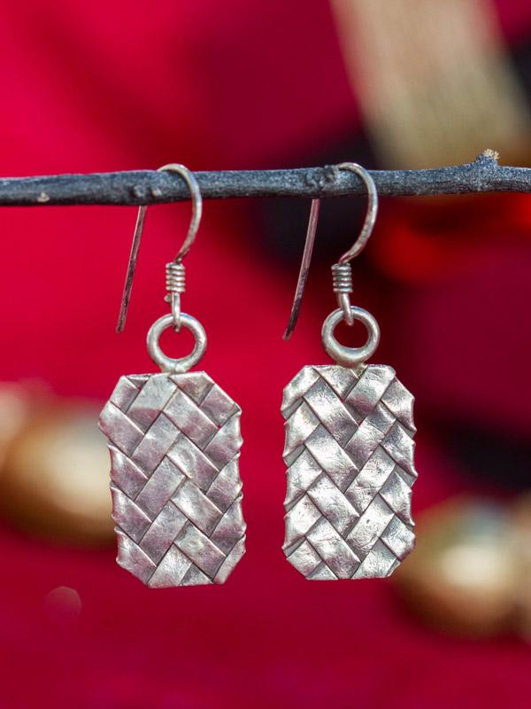 Weavehint Earrings