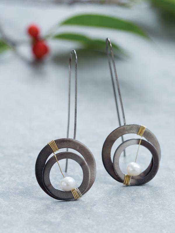 Ecliptic Earrings