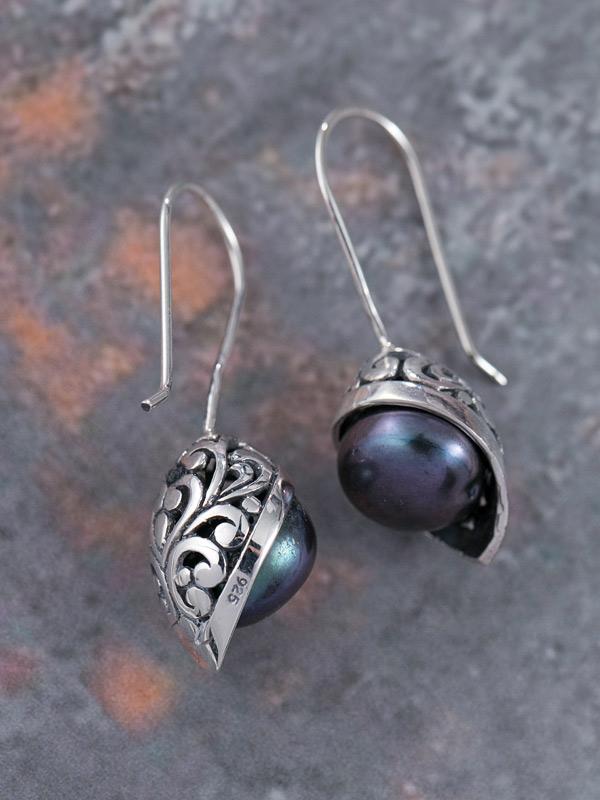 Nightbloom Earrings