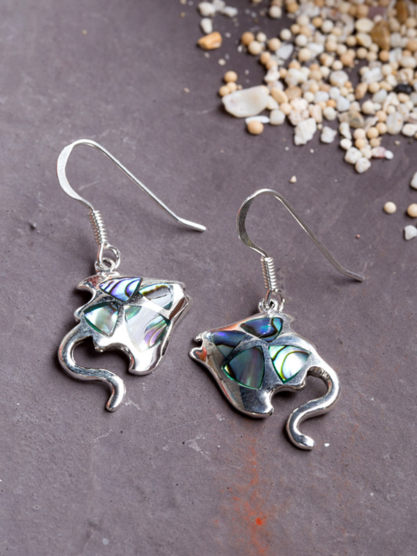 Manta Reef Earrings