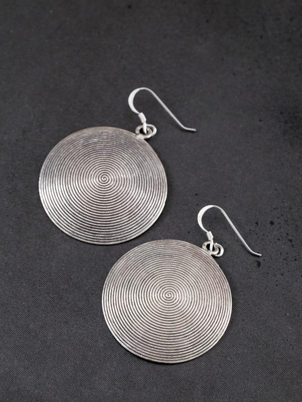 Coil Earrings