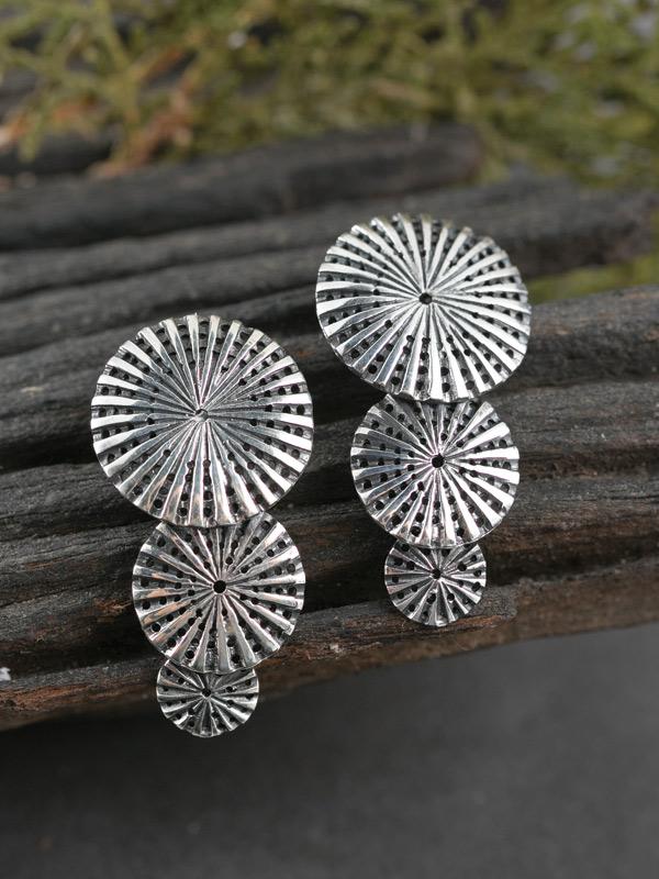 Skywheel Earrings