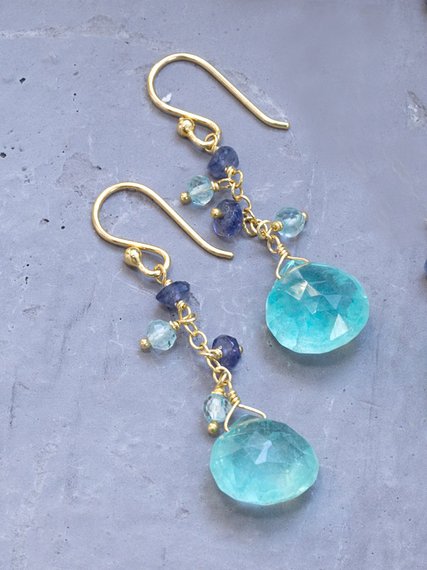 Antibes Earrings