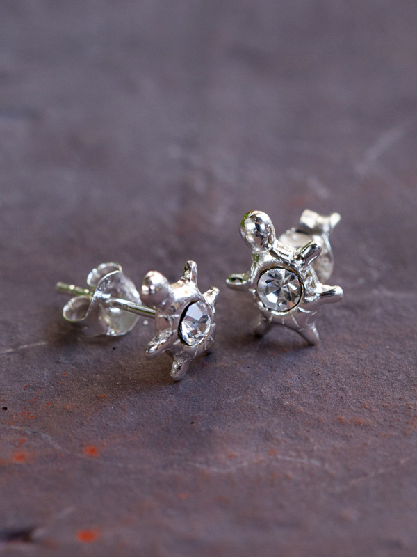Tortoise Courier Studs