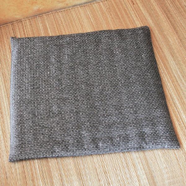 Zabuton Tatami Weave (grey)