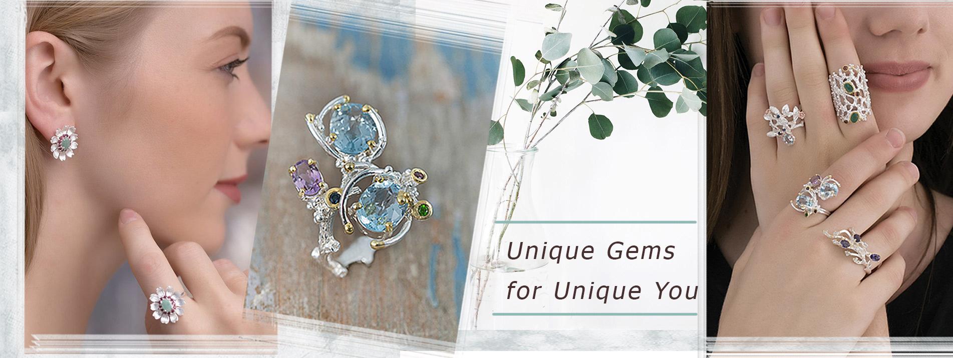 Unique Gems for Unique You