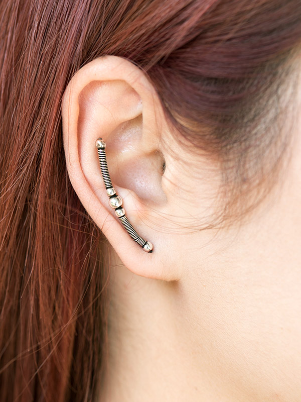 Longbow Ear Climbers