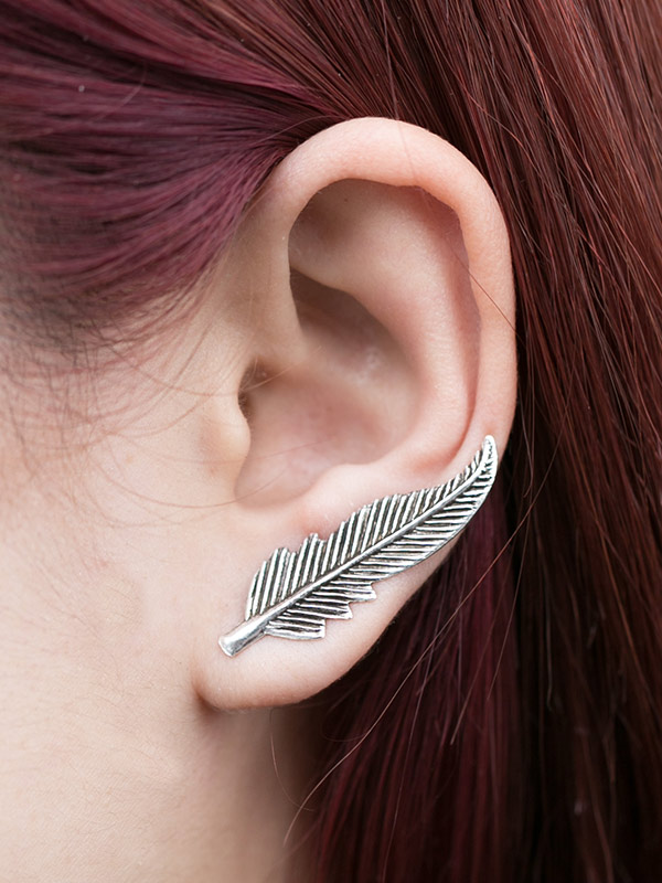 Feather Ear Climbers