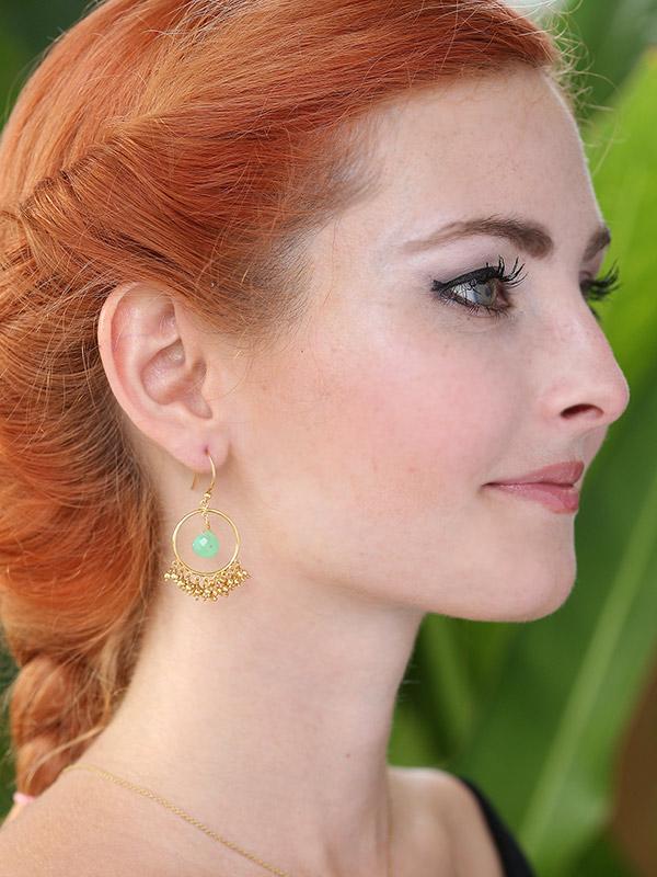 Hot Springs Earrings