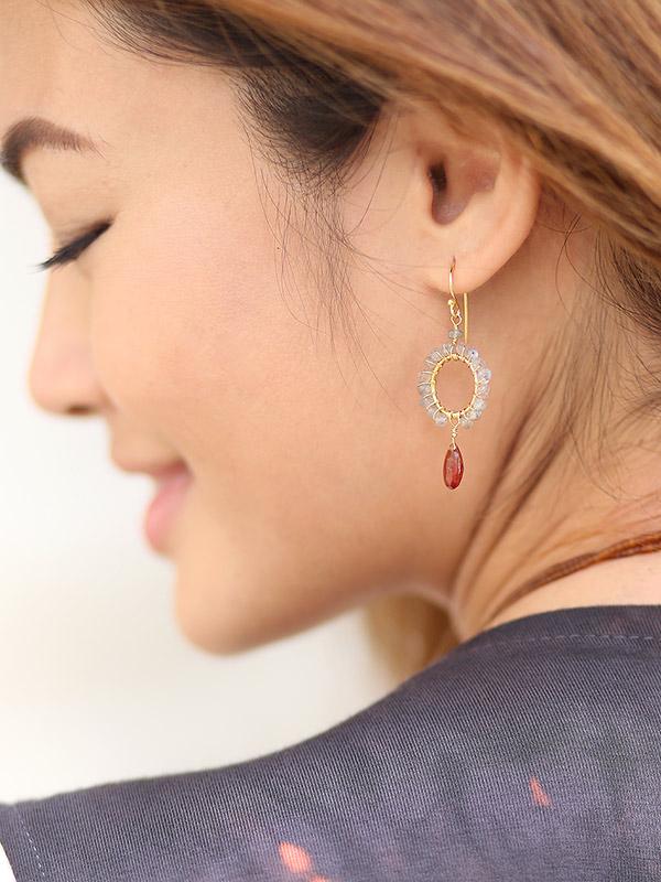 Honeydrop Earrings