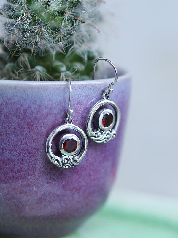East India Earrings