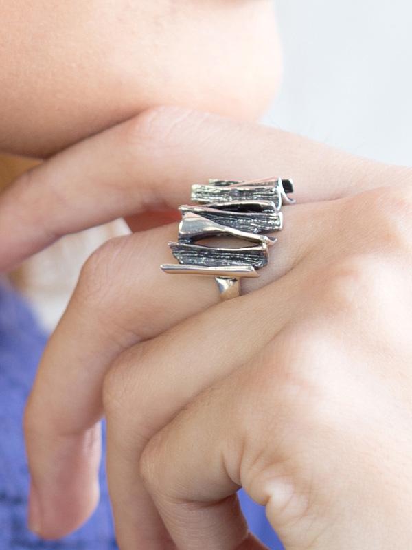 Driftwood Ring