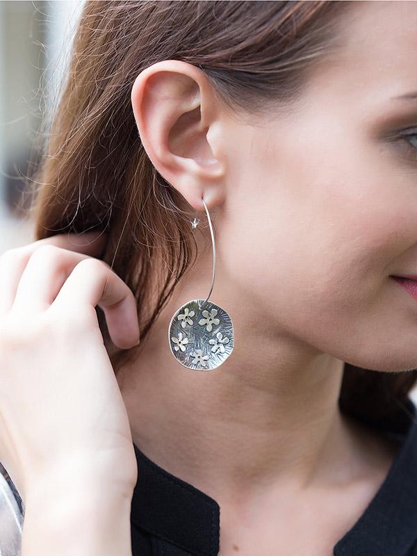 Moongarden Earrings