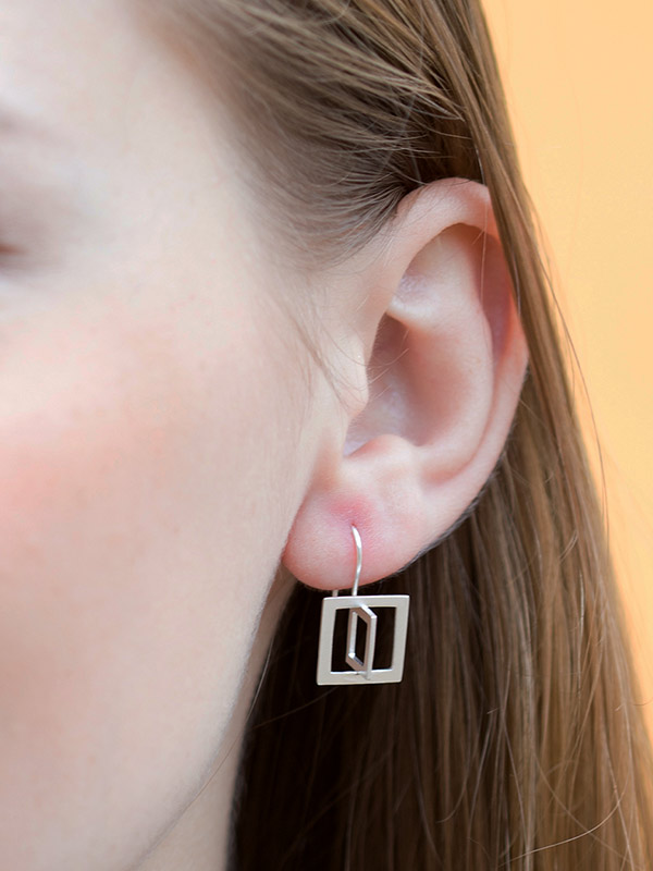 Revolving Doors Earrings