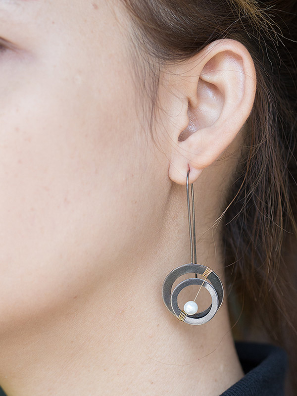 Ecliptic Earrings
