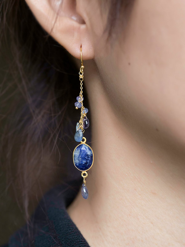Gem Stream Earrings