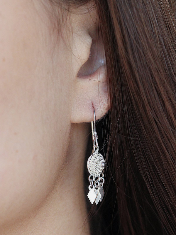 Trailing Mayom Earrings
