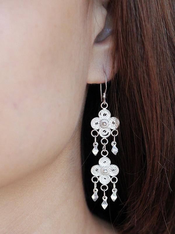Mayom Chandelier Earrings